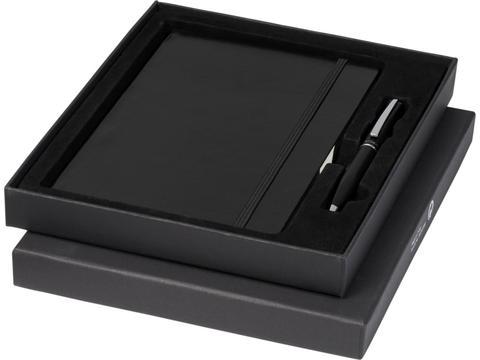 Coffret cadeau avec cahier A5 et stylo Falsetto