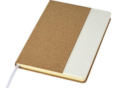 A5 Size Cork Notebook