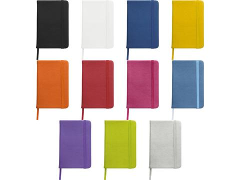 A6 Soft feel notebook