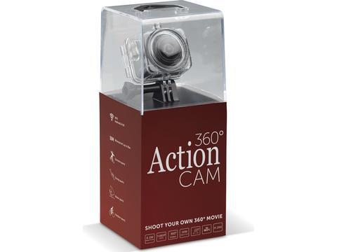 Action Camera 360°