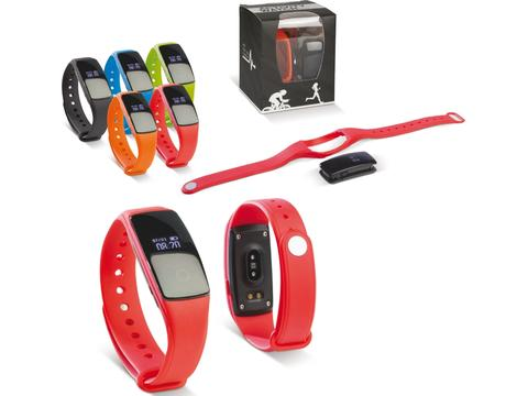 Activity Tracker met slaap- en hartslag monitor