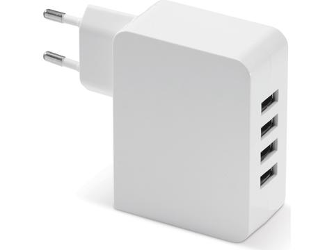 USB adapter 4 ports
