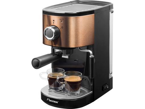 Machine à espresso copper