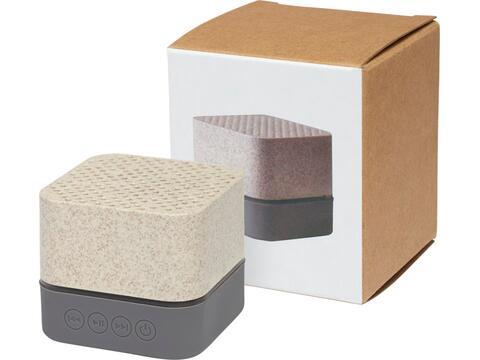 Aira wheat straw Bluetooth® speaker
