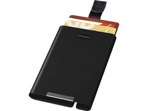 Aluminium RFID kaartenhouder