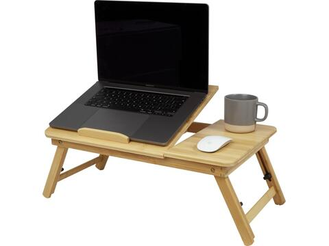 Anji bamboo foldable desk
