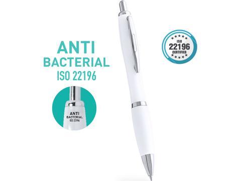 Stylo à bille antibactérien Iso 22196