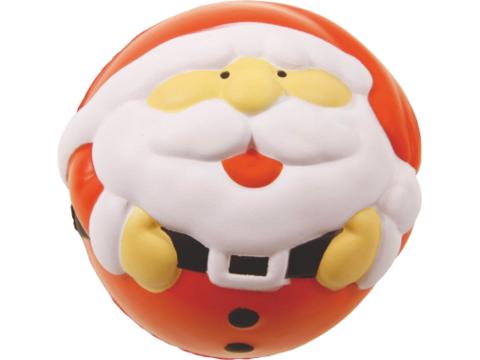 Anti-stress Santa Claus