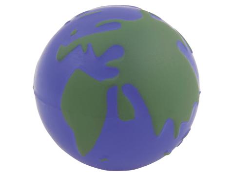 Anti-stress wereldbol