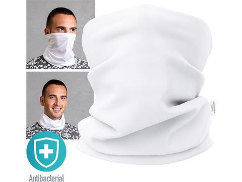Antibacteriële colsjaal mondmasker