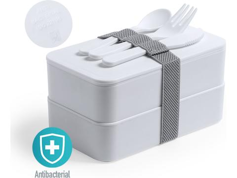 Antibacterial Lunc Box Fandex