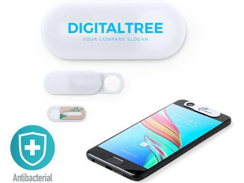 Antibacterial webcam cover Hislot