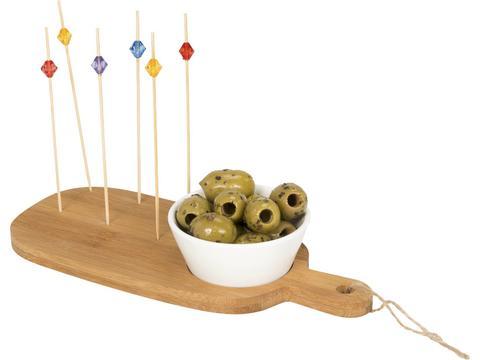 Appetizer set