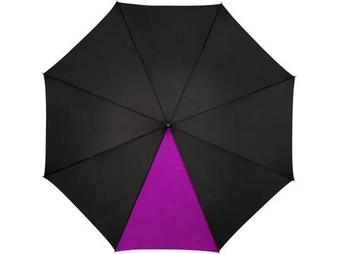 Automatische tweekleuren paraplu - Ø102 cm