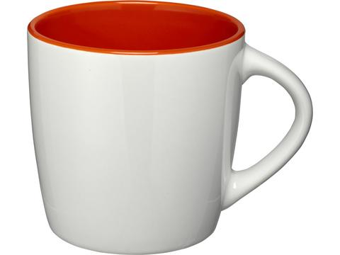 Aztec ceramic mug