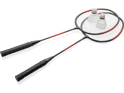 Ensemble de badminton
