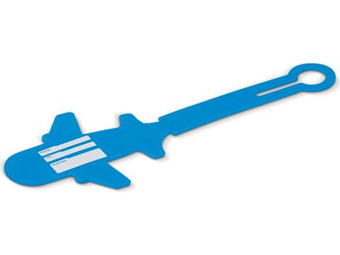 Luggage tag Plane