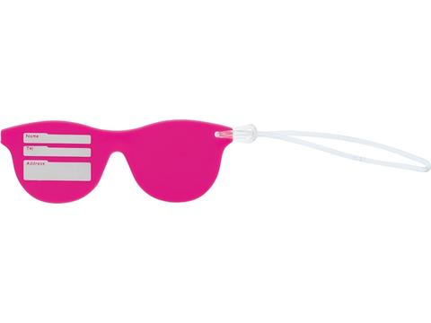 Luggage tag sunglases
