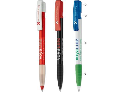 Nash Ballpen Rubber Grip Combi