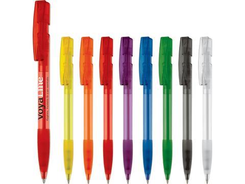 Balpoint pen Nash Transparant