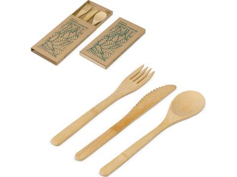 Bamboe bestekset