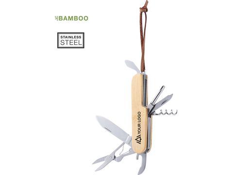 Bamboe zakmes