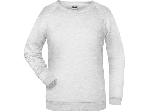 Sweat-shirt classique femme