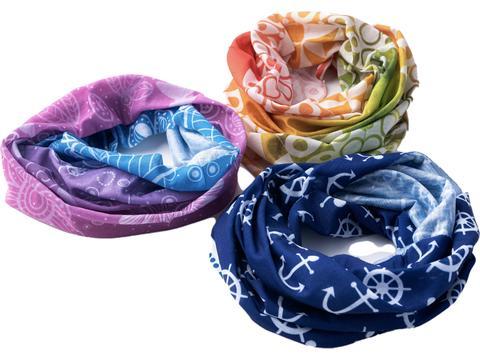 Be-Safe multi-scarf