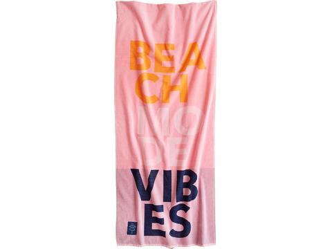 Beach Mode Vibes Towel 180 x 80 cm