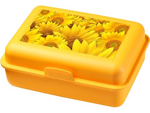Schoolbox brooddoos 17,5 x 12,8 x 6,5 cm