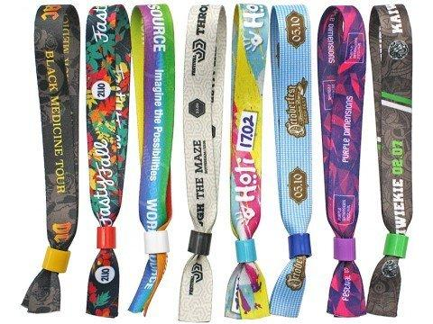 Sublimation bracelets