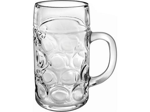 Bierpul bierbeker van 1 Liter