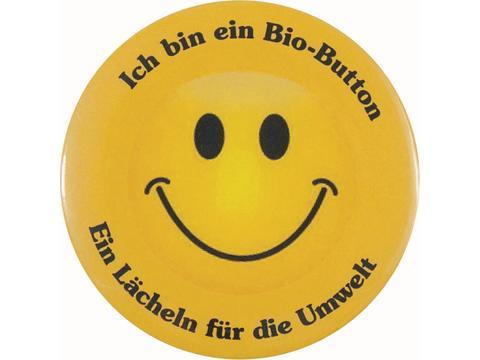 Bio button badges