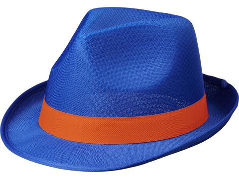 Chapeau Trilby - Bleu