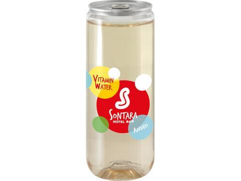 Blikje Vitaminewater Aardbei - 315 ml