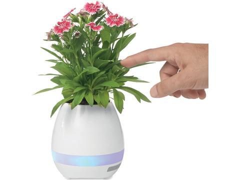 Bluetooth bloempot met sfeerlicht