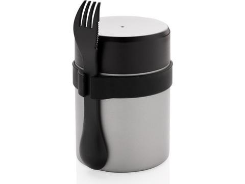Bogota food flask with ceramic coating - 400 ml