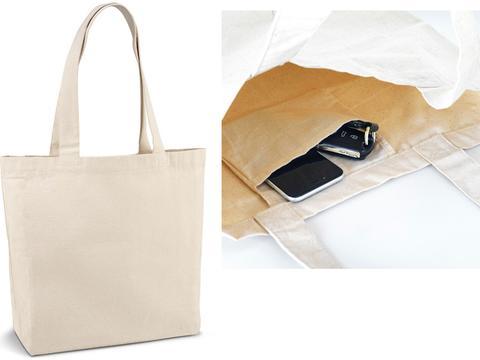Bag with inside pocket