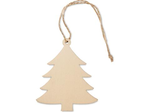 Woorden MDF tree shaped hanger
