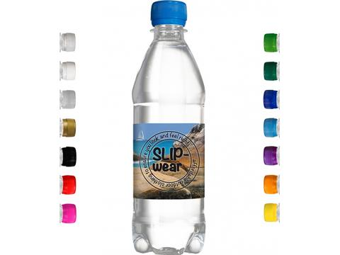 Spring water 500 ml with screw cap
