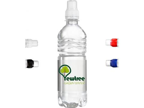 Spring water 500 ml with sports cap