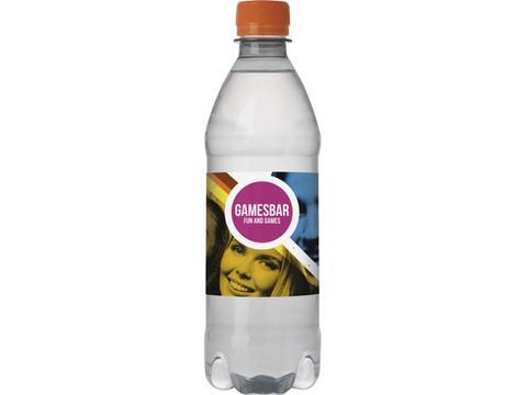 Bronwater RPET met draaidop - 500 ml