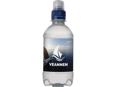 Bronwater RPET met sportdop -  330 ml