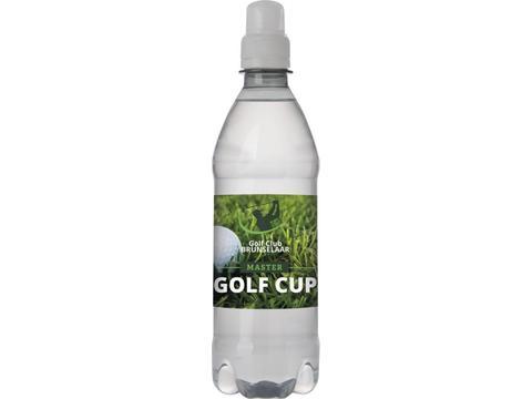 Bronwater RPET met sportdop - 500 ml