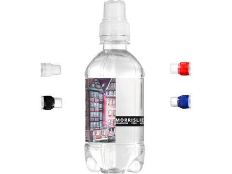 Bronwater met sportdop - 330 ml