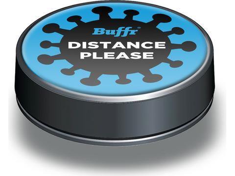 BUFFR Social distance alarm