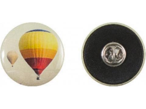 Button met pin en clutch 31 mm