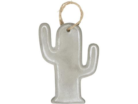 Seasonal cactus ornament