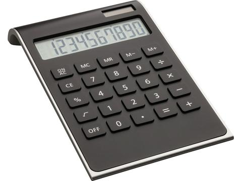 Calculator Reflects Valinda