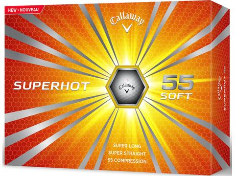 Callaway Super Hot55 Golf balls